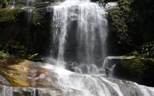 Waterfall on Green Trail © Alan Martin