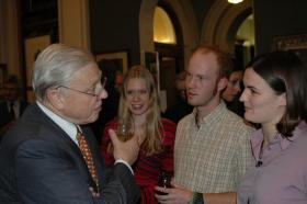 David Attenborough meets WLT Diploma Students