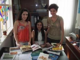 FPWC receives Books for Conservation