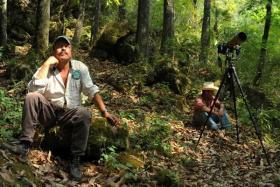Ranger Abel Reséndiz protects nature reserves in Mexico