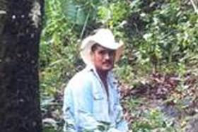Ranger Leonel Espino Chavez, Mexico
