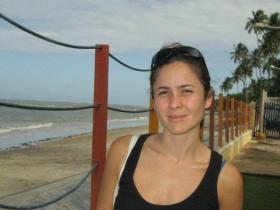 Photograph of Letícia Jurema