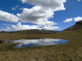 Ecuador's Antisanilla Biological Reserve