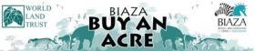 BIAZA Buy an Acre logo.