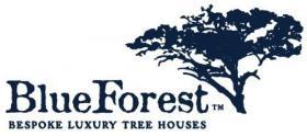 Blue Forest logo.