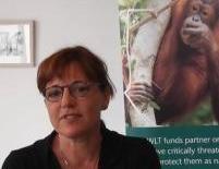 Dr Isabelle Lackman - Co-director of Hutan