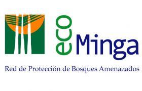 EcoMinga logo.