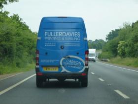 Fuller Davies van