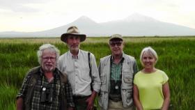 Bill, Simon, John and Nicola.
