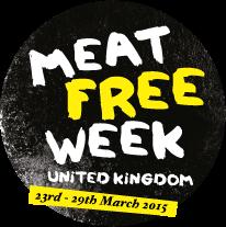 Meat Free Week logo