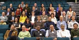 Group photo of symposium participants.