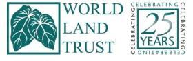 WLT 25th Anniversary logo.